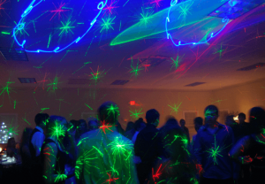 lighting optional services for your teen or child's party