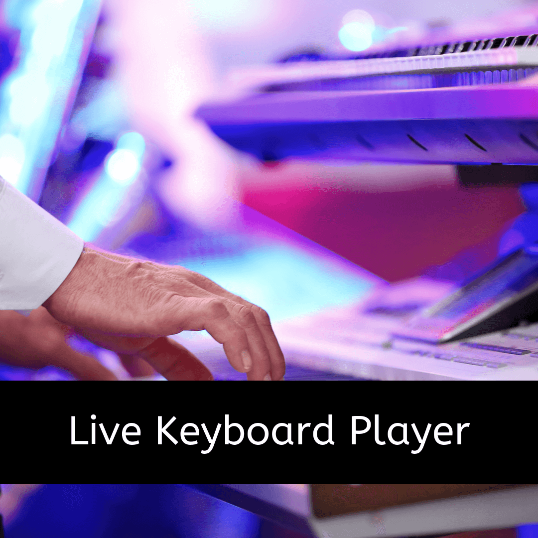 Live Keyboard Player